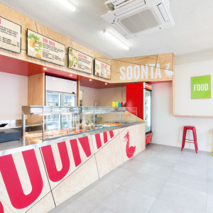 Soonta – Henley Beach Rd.